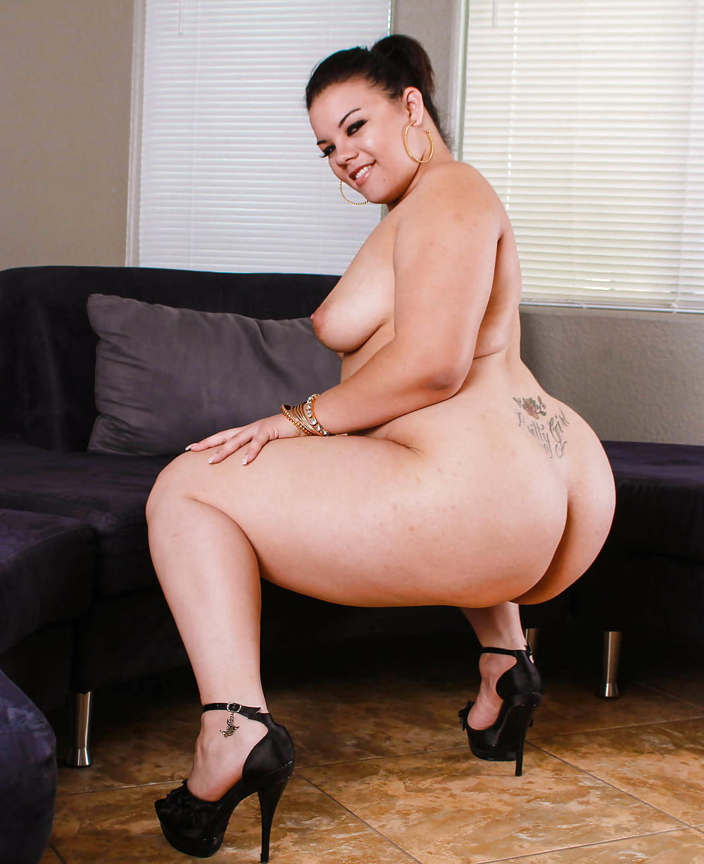 Naked bbw heels #6