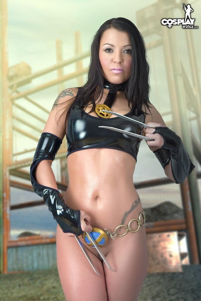 Mea Lee Zero Suit Cosplay Erotica Cherry Nudes Spyfam 1