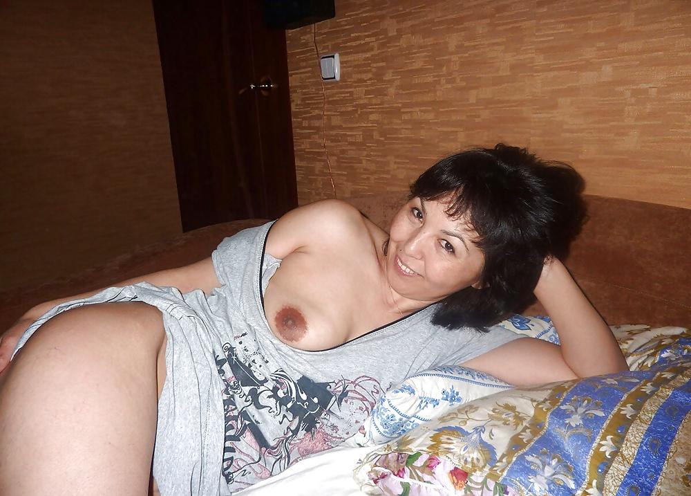 голые казашки в возрасте фото