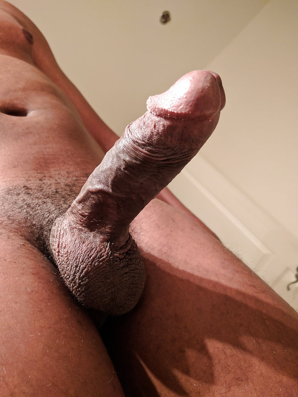 Horny Sexy Brown Cock Ready To Jerkoff Private Message Me Ladies