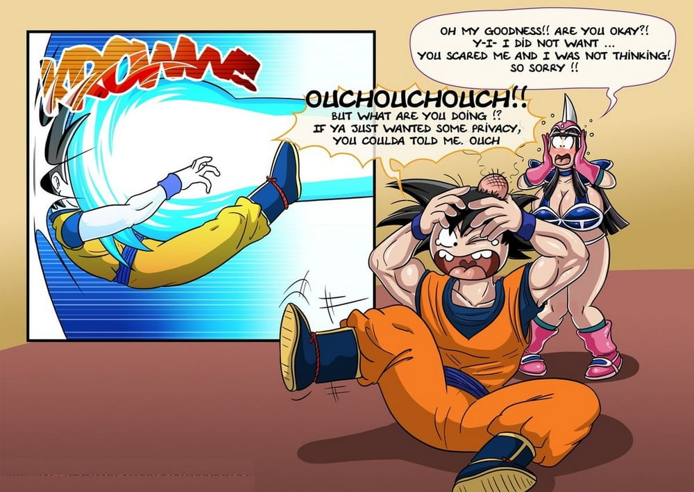 Dragon Ball Z - General Cleaning - 36 Pics