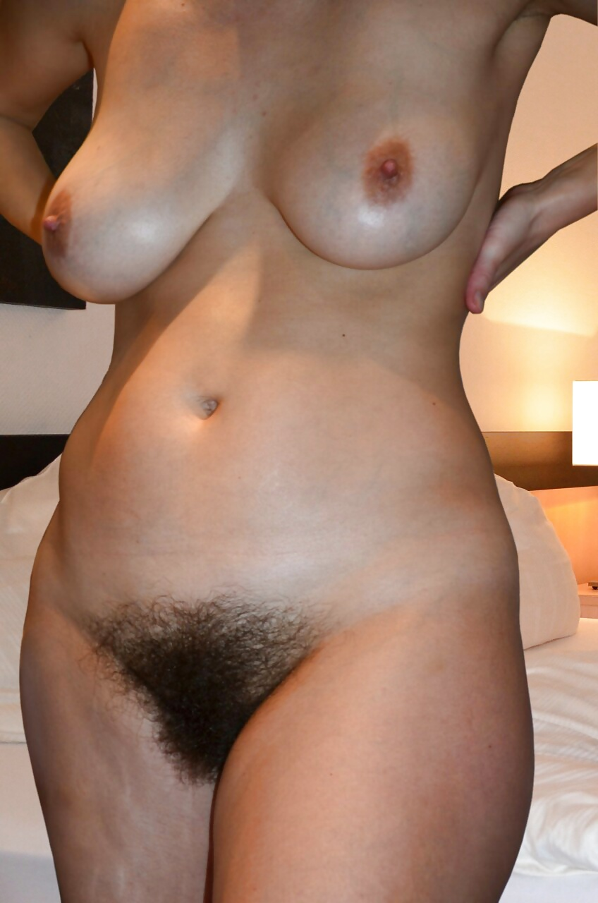 Hairy bush milf