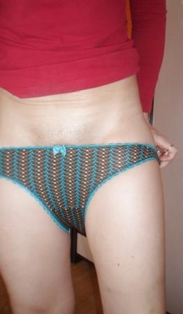 wife new panties