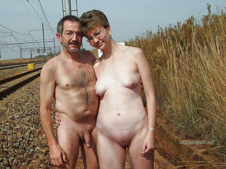 Shaved Senior Couples - 53 Pics  Xhamster-5331