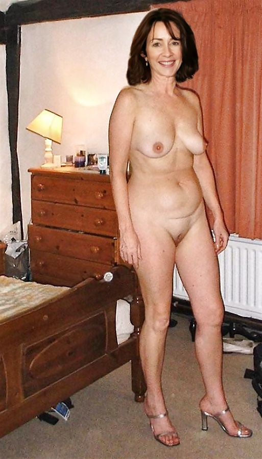 Meture ametur nude faking #14