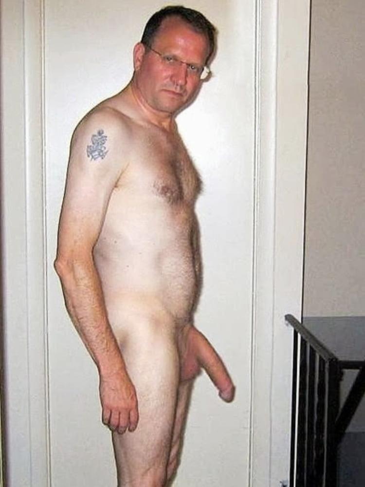 Gay mature nude men