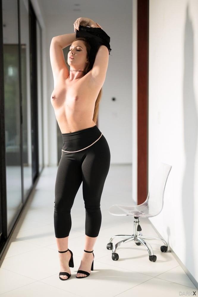 Pablo nude yoga pants