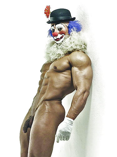 adorable-naked-clowns