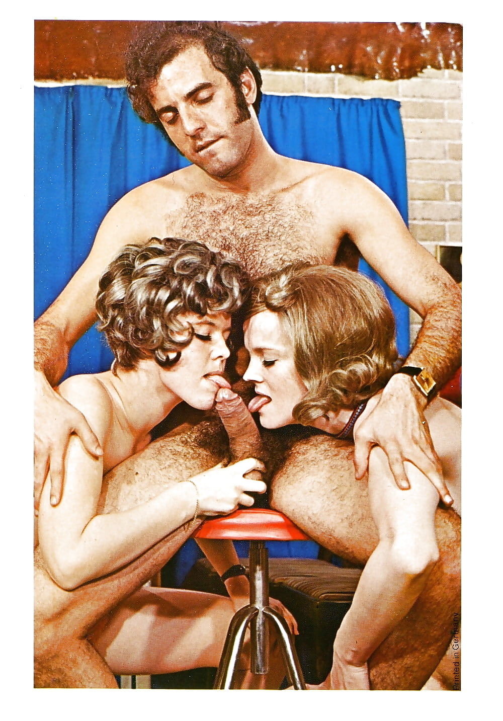 Carl in another mmf bisex scene - 2 8