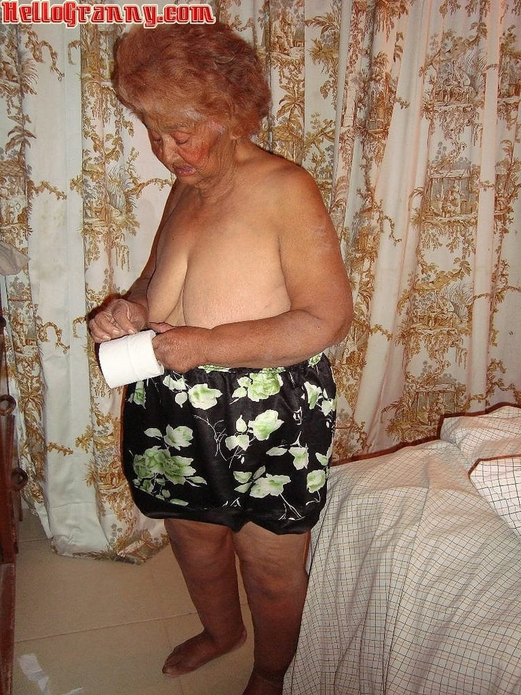 Grandma anal pictures