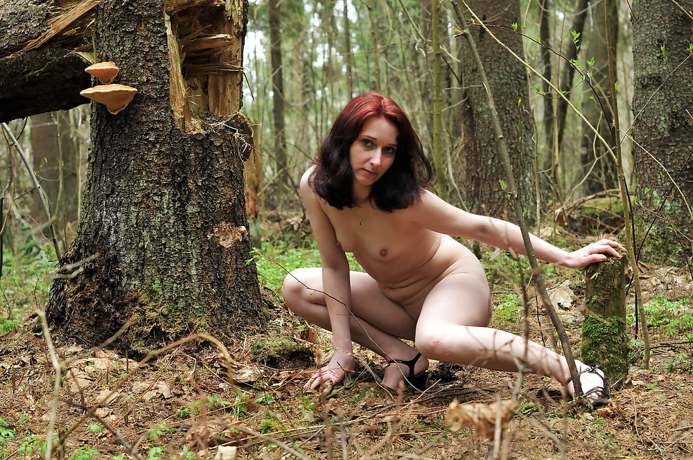 Naked sex in forest, spread ass spanked asshole clips