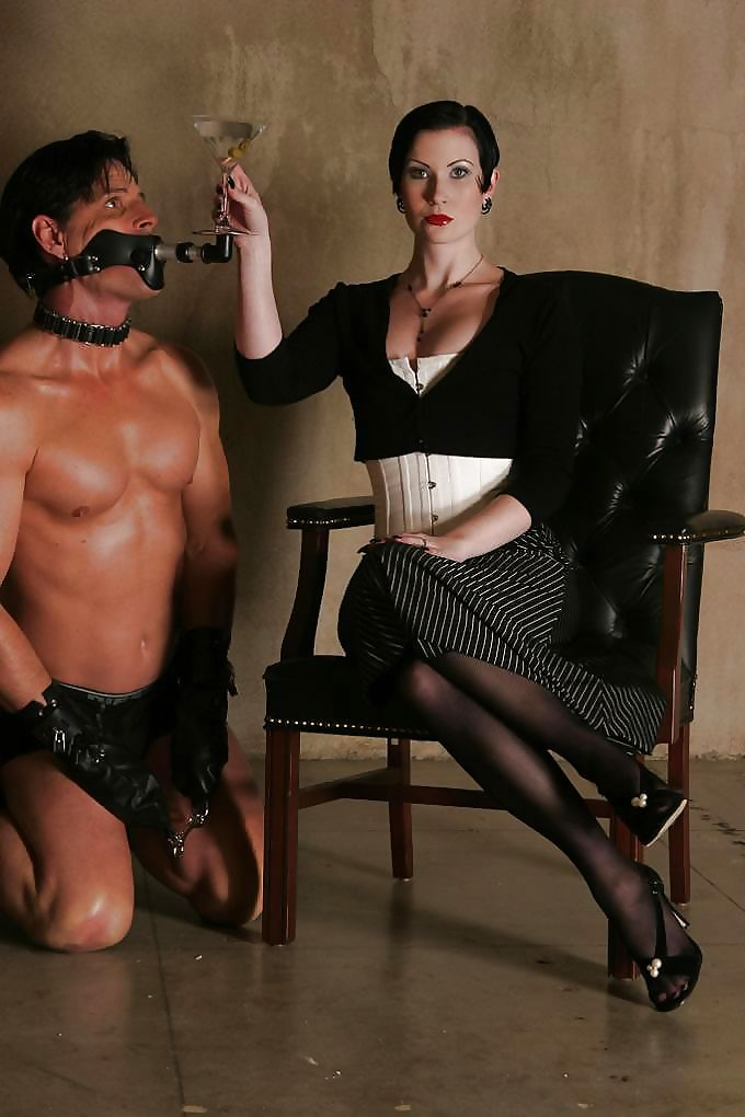 Bdsm will save your relationship, claims dominatrix