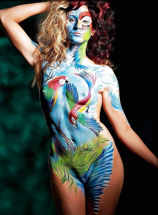 awesome-nude-body-painting-naked-blonde-videos-showing-boobs
