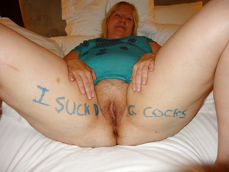 really nasty mature