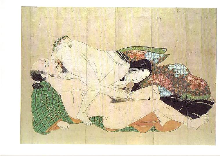 Девушке смотреть мистический японский секс