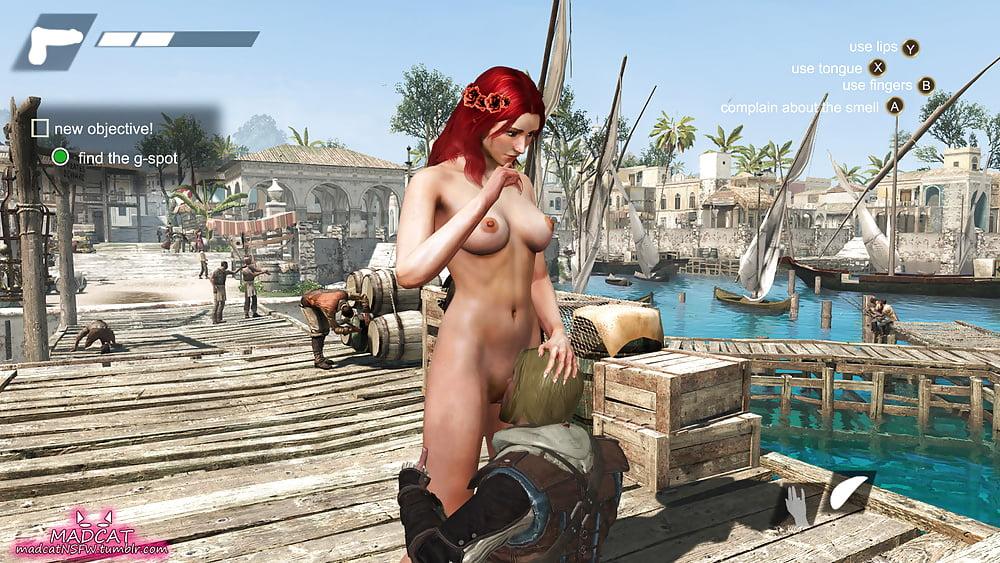 Assassins Creed Unity Porn Sex Photo