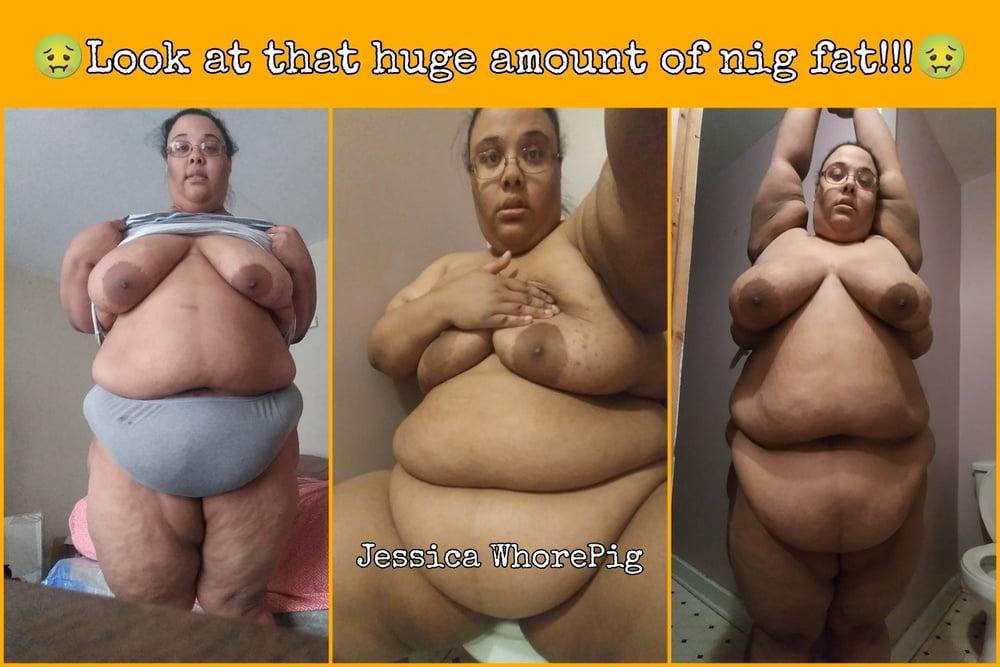 Springfield OH Fat WhorePig - 13 Pics