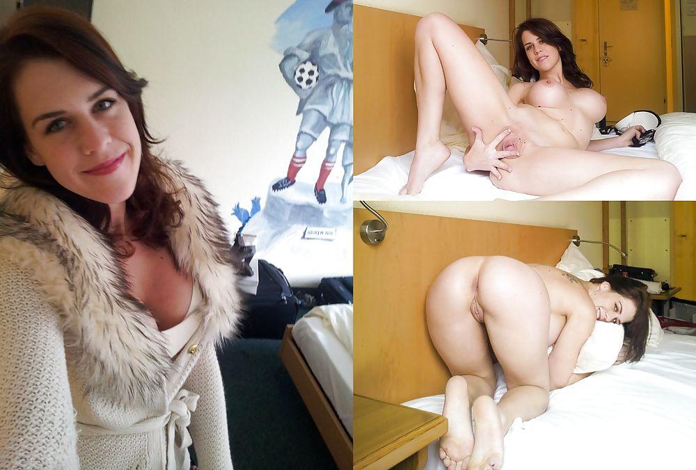 Hot mom shy nude
