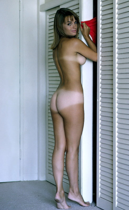 Girls with tanline asses nude nasty tit