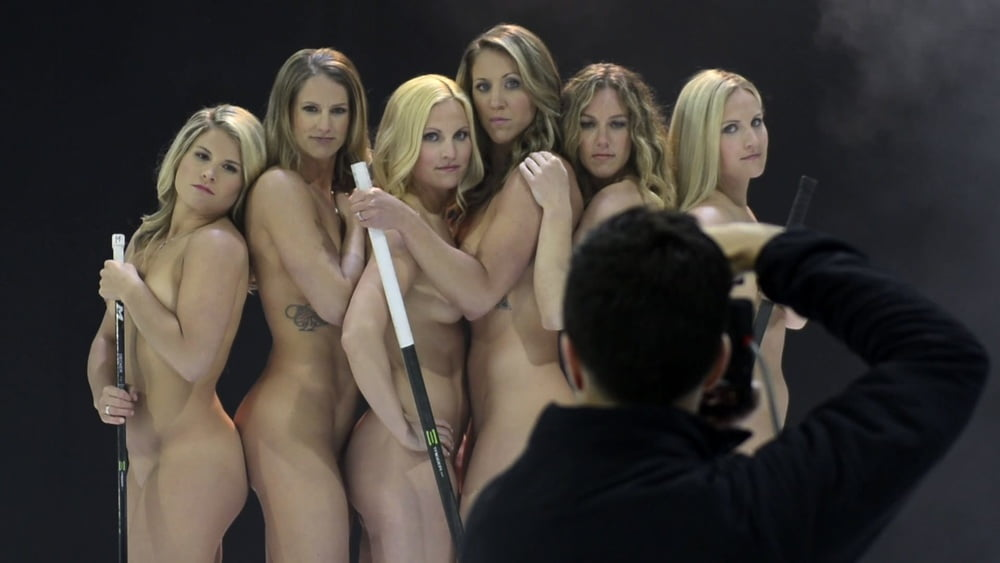 Naked female teams