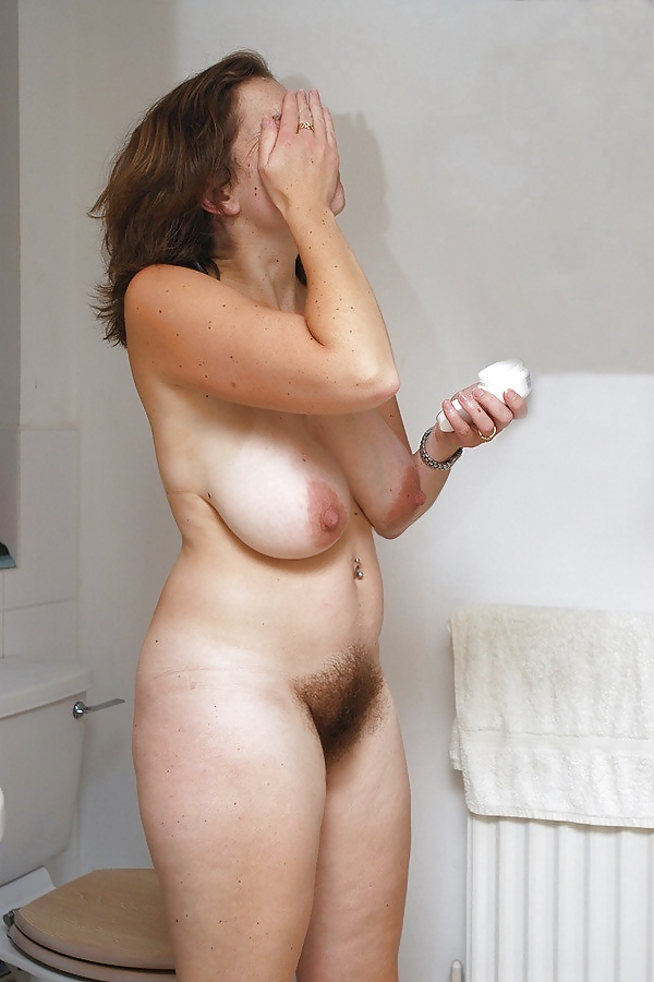 Stepmom Fucked The Shower