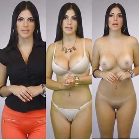 Clara Aguilar Nude