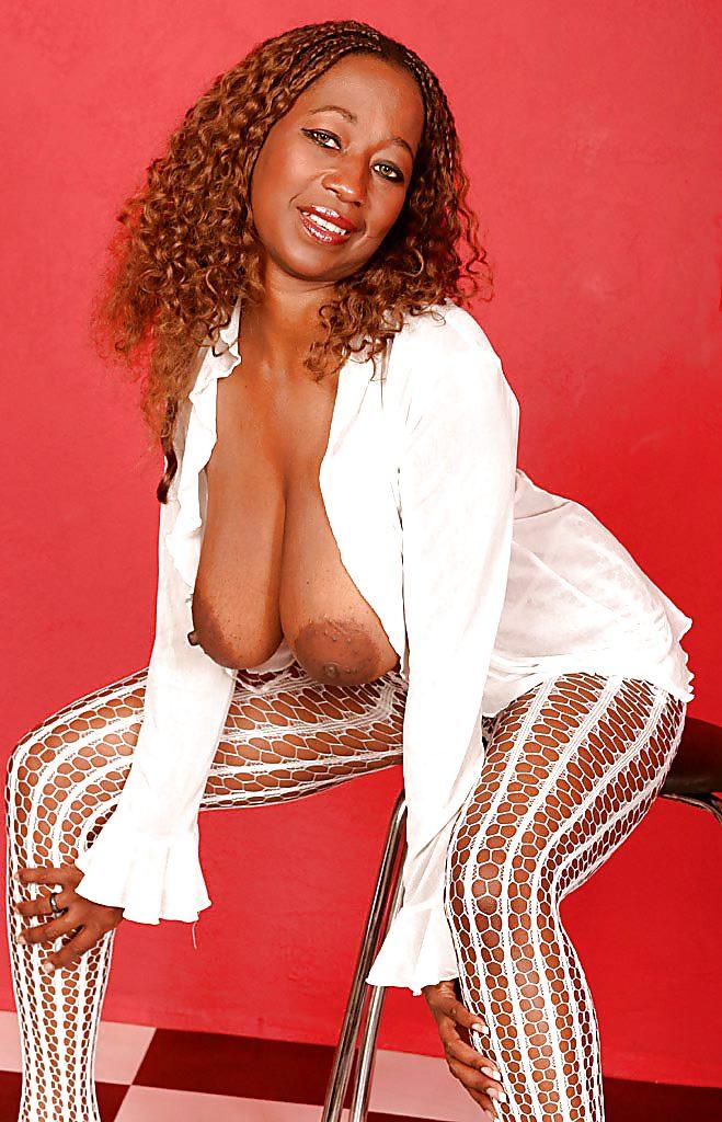 Ebony hot big tits-5783