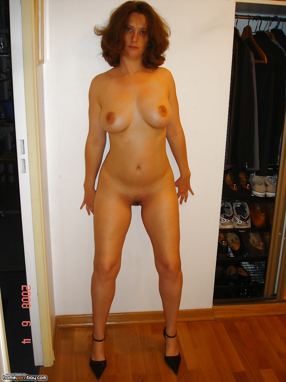 Tight body blonde milf bigtits