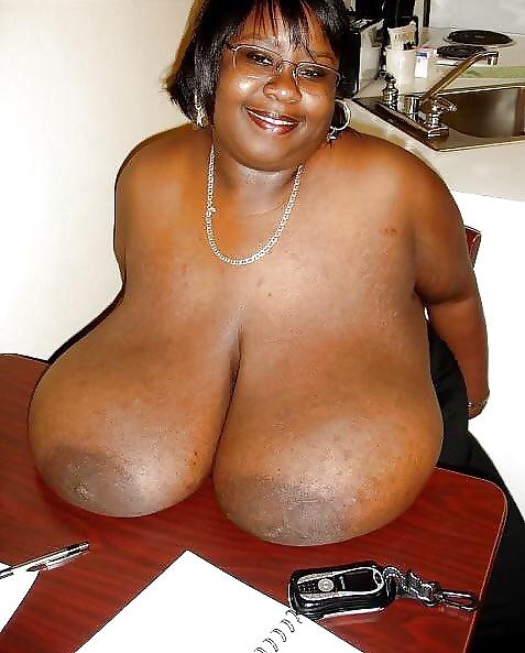 Big Black Titts