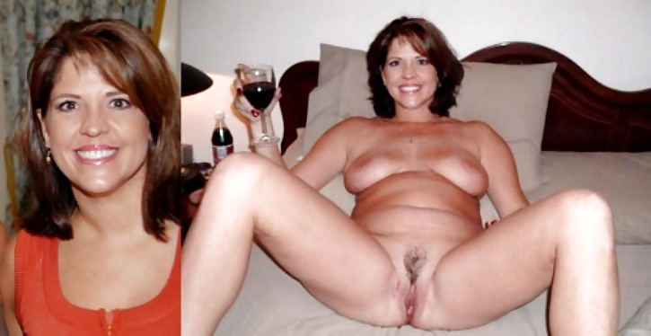 hot moms unclothed Naked clothed