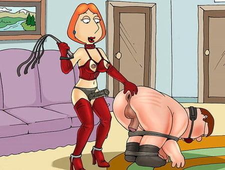 cartoons femdom Bdsm