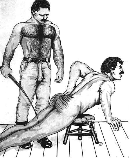 Martinet spanking magazine pictures