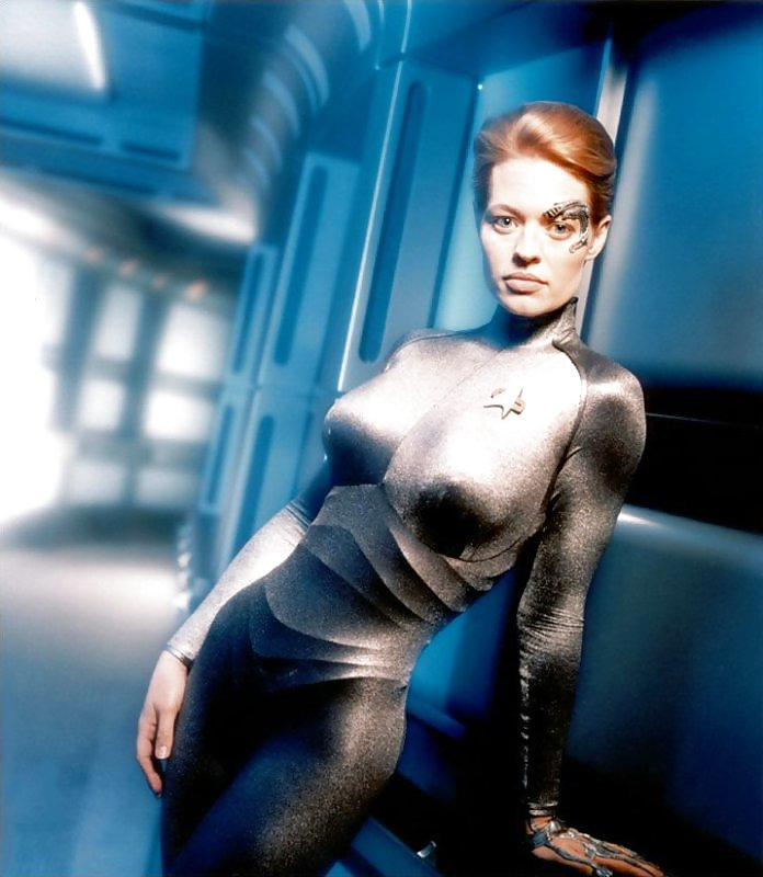 Star Trek Cardassian Women Nude