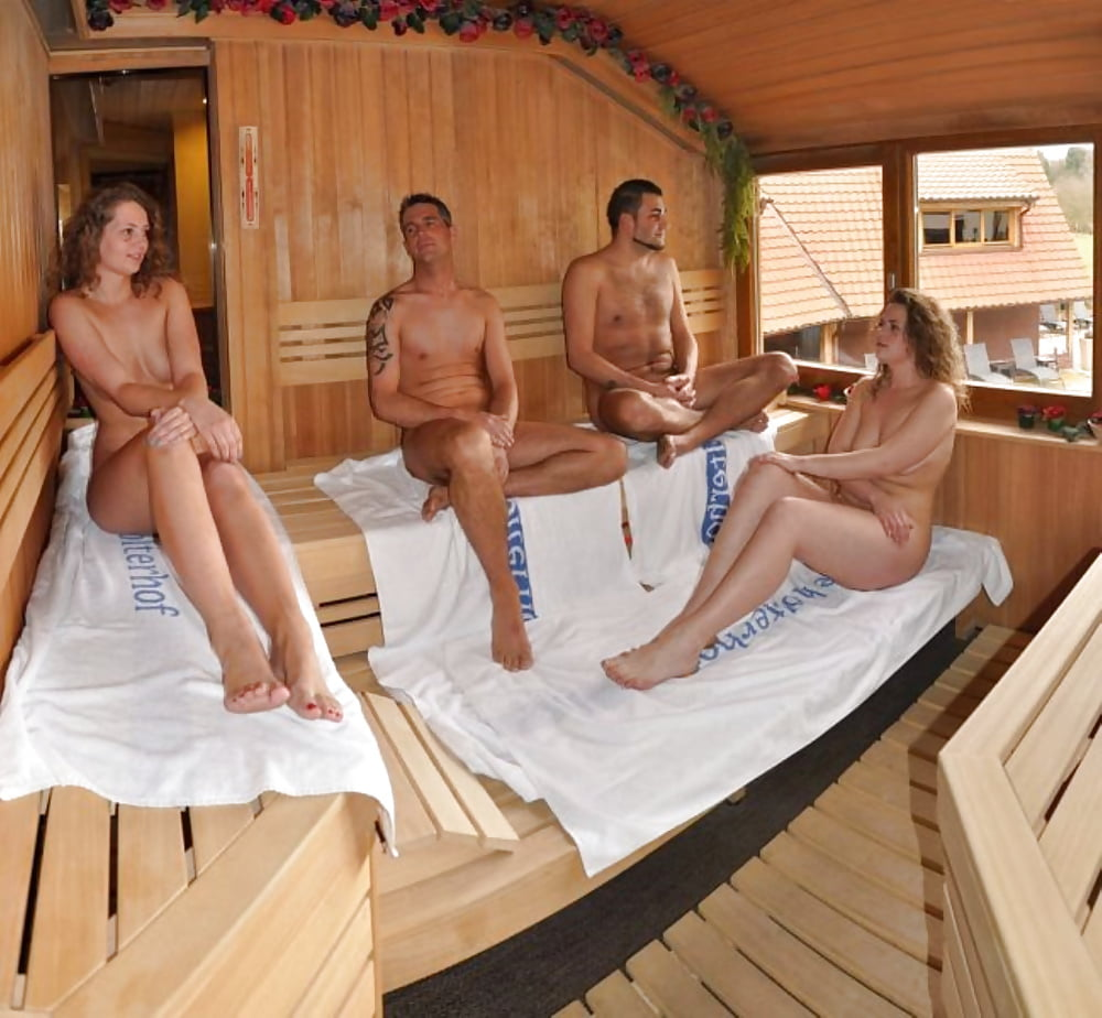 Why Are German People Naked In The Sauna
