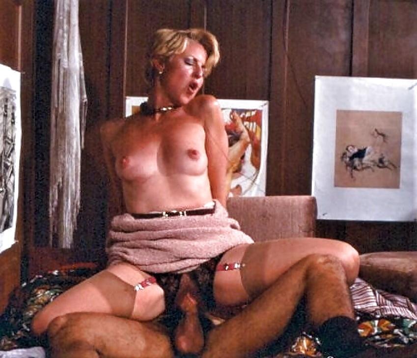 Vintage juliette anderson aunt peg fucks many cocks