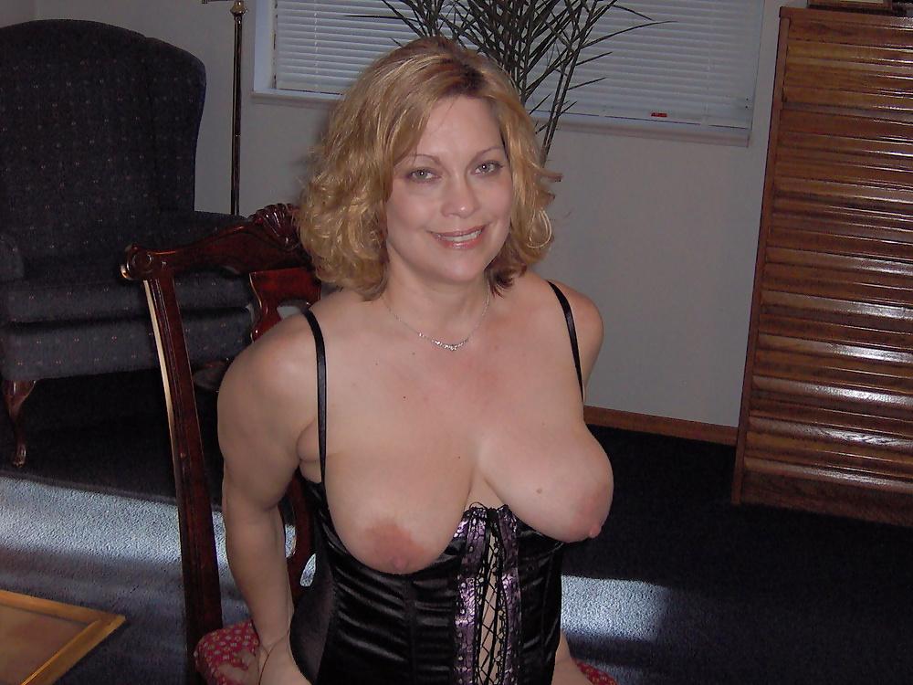 Mature tits up
