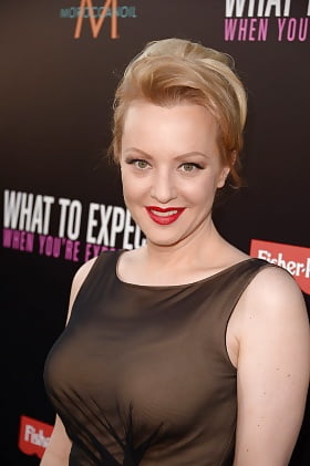 Wendi mclendon-covey boobs