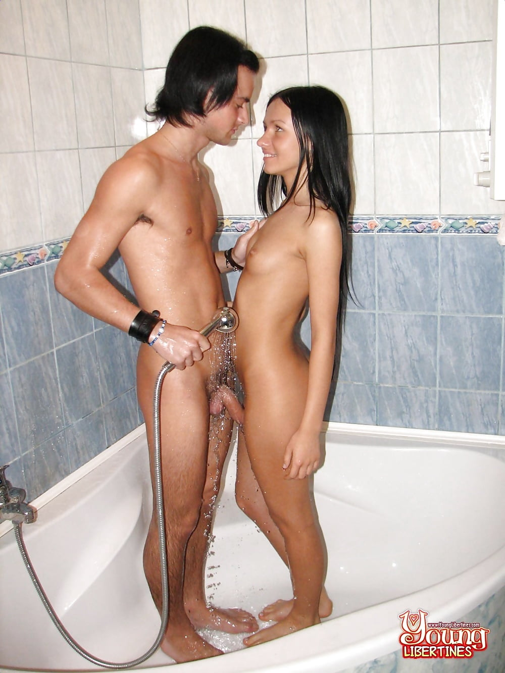 Young girl sex in the shower bondage videos crazy