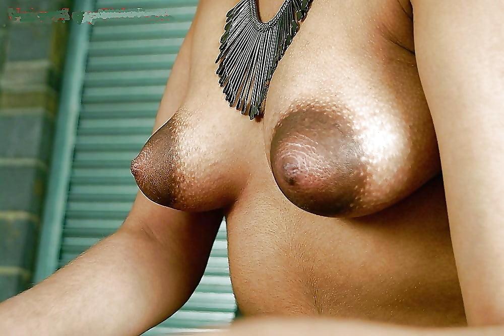 фото больших сосков необычной формы - 11