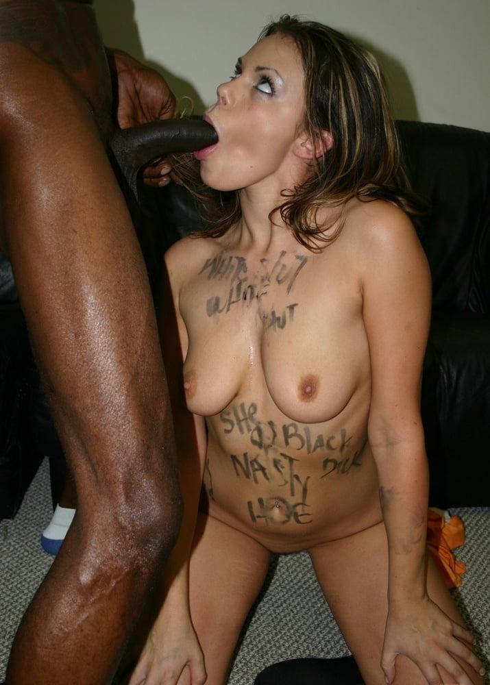 Black cock whore pics