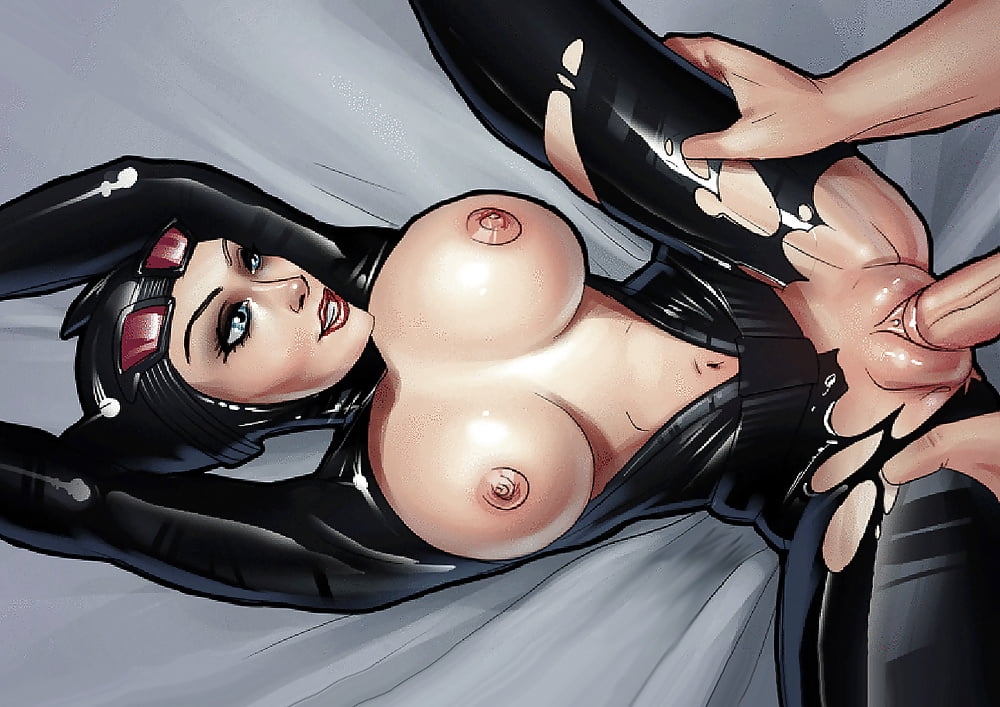 Catwoman archives