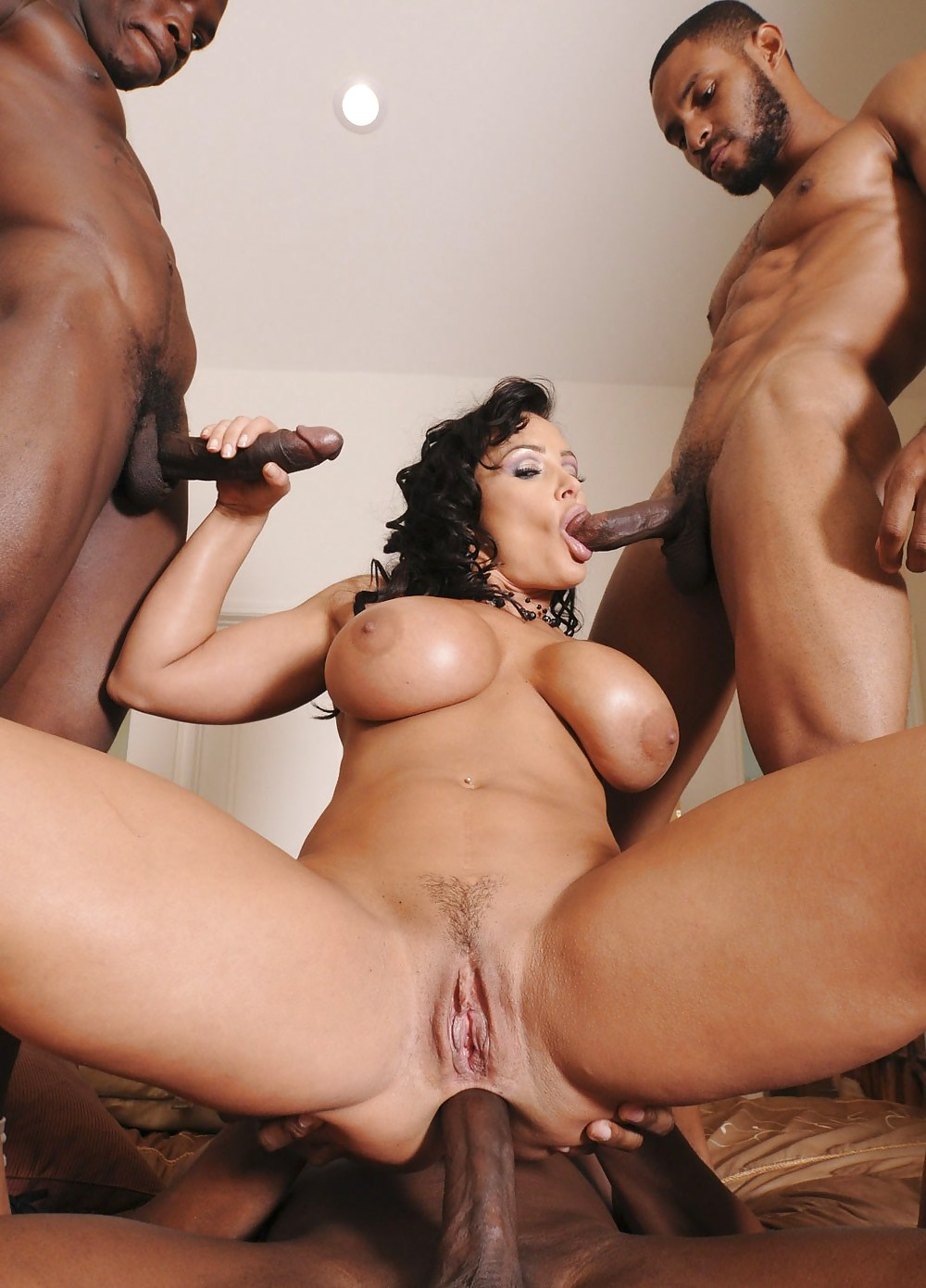 Lisa ann interracial sex, nude with cock aishwarya