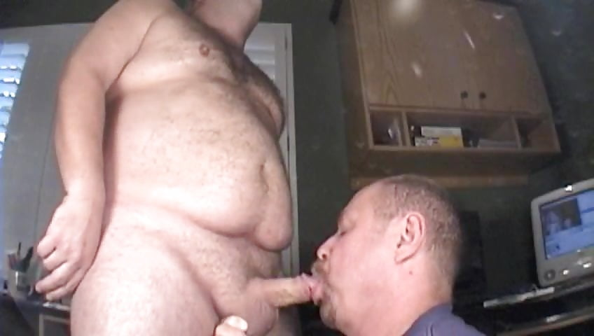 Gay fat cock sucking, ass licking butt fuckers