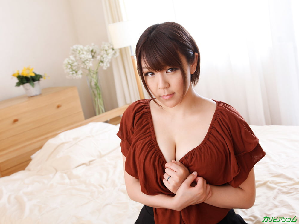 Sakuya Nishizono :: In Front of Her Husband - CARIBBEANCOM - 48 Pics