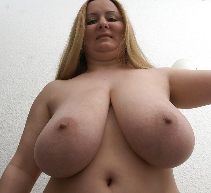 Sexy Hängetitten