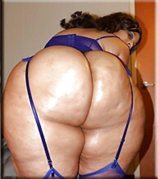 videos Bbw huge ass