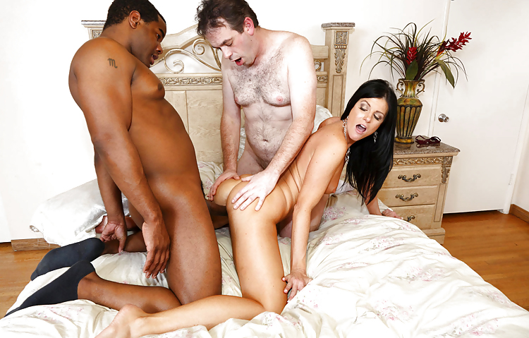 I watched four guys fuck my wife