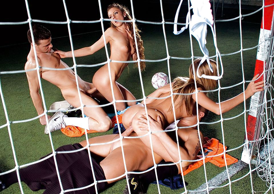 Soccer play porn streaming video #15