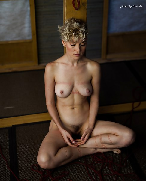 Zapped nude