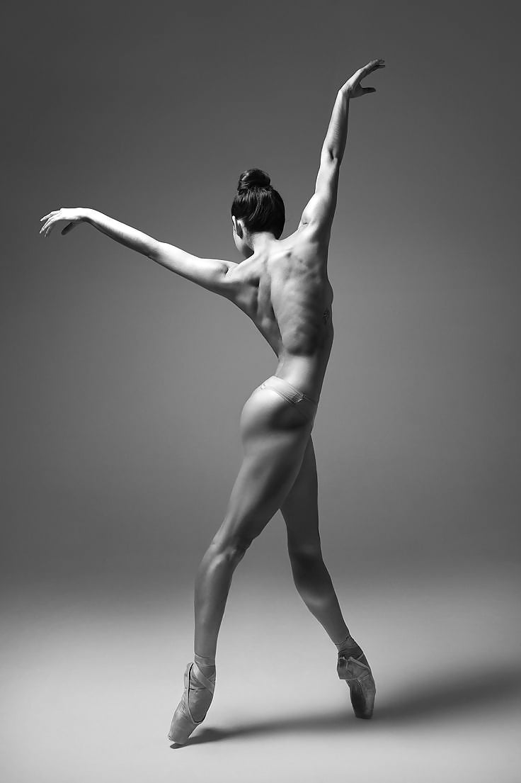Naked ballerina picture